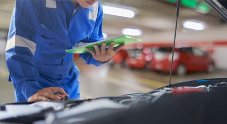 自動車整備業務