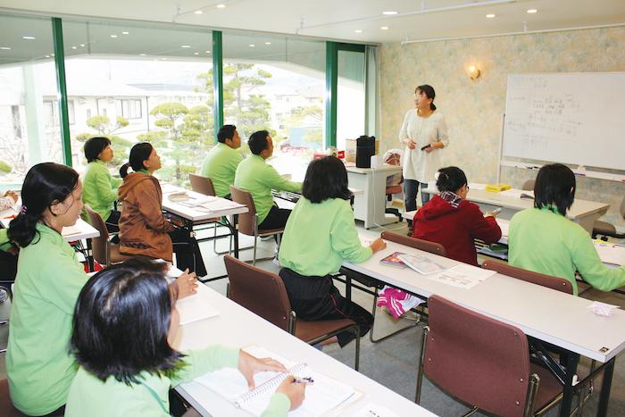 介護技能実習生向け教育