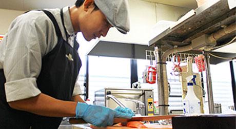 医療・福祉施設給食製造業業務